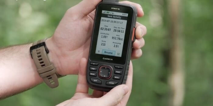 Difference between Garmin 66I and Inreach Explorer Plus